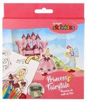 Shrinkles mini pack 055 Fairytale princess NIEUW