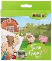 Shrinkles mini pack ZMT01-058 Farm-Friends NIEUW