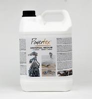Powertex textielverharder Wit 5 liter 0413