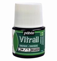 Pebeo glasverf Vitrail 13 Transparant - Emerald groen