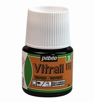 Pebeo glasverf Vitrail 30 Transparant Sand 45ml
