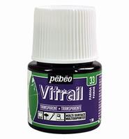 Pebeo glasverf Vitrail 33 Transparant - Parma