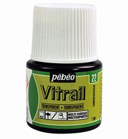 Pebeo glasverf Vitrail 22 Transparent - Greengold