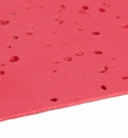 Foam rood ''kurk'' PK 522 bestelnr. 5091 20x30cm 2mm dik