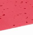 Foam rood ''kurk'' PK 522 bestelnr. 5091