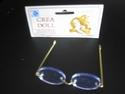 Crea Doll poppenbrilletje 7,5cm breed art. 800501