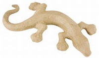 Decopatch SA117O Papier mache Salamander/hagedis