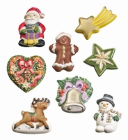 Gietvorm Knorr Prandell 2714-412 Kerstdecoraties 5cm