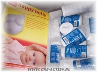 HobbyTime Gipsbuik pakket Happy Belly (Keratex gipsverband)