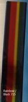 715 Friendly Plastic/Plast.Magique Rainbow/Bl. 18x4cm