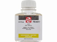 Talens medium 051 Ox Gal  / Ossengal fles glas 75ml