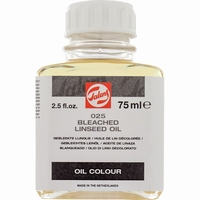 Talens medium 027 Purified Linseed Oil