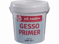 Talens Art Creation 2470003M Gesso Primer 1liter emmer 1000ml