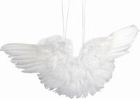 Knorr Prandell 21-8028772 Engelvleugeltjes van witte veren
