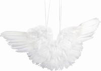 Knorr Prandell 21-8028773 Engelvleugeltjes van witte veren