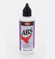 VIVA ABS Sokkenstop 1218.100.10 Weiss / White / Wit 82ml