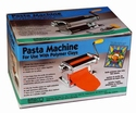 Boetseergereedschap: Amaco kleiwals/pastamachine 1928-0010
