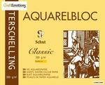 Aquarelblok 300 grams SchutTerschelling Classic 30x40cm 20vel