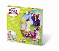 Fimo Kids Form & Play set 8034-19 Unicorn/Eenhoorn