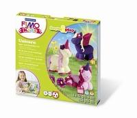 Fimo Kids Form & Play set 8034-19 Unicorn/Eenhoorn