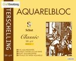 Aquarelblok 300 grams Schut Terschelling Classic 40x50cm 20vel