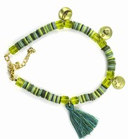 DIY Katsuki Mix bracelet set H&C12415-8006 Green