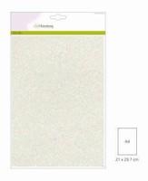 Glitterpapier 5vel/A4/120grams CE001290_0158 Champagne