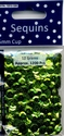 Pailletten 6mm facon Metallic licht groen art. 12212-1206 12 gram