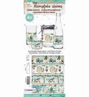 Krimpfolie Sleeves SHRINKSF15 Summer Feelings 15 26x7cm/4stuks