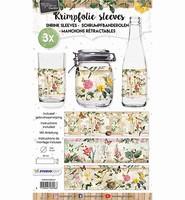 Krimpfolie Sleeves SHRINKMBG27 My Botanic Garden 27 38x11cm/3stuks
