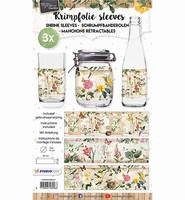Krimpfolie Sleeves SHRINKMBG27 My Botanic Garden 27