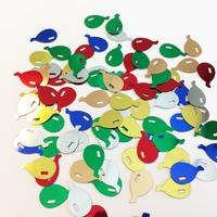 Confetti H&C12421-2109 Ballonnetjes 7x10mm