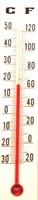 Crea Basics DH840040/10 Mini thermometer 8cm/10 stuks