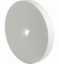 Powertex Styropor schijf 30cm/4cm dik met opening 5x5cm