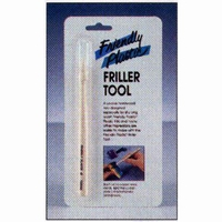 Friendly Plastic 79308S Friller Tool hout 15cm