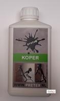 Pretex Koper halve liter (vernieuwde verpakking)