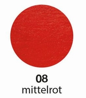 Artidee vloeibaar pigment op waterbasis 71501.08 Middenrood