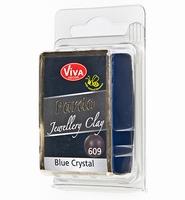 Pardo Sieradenklei 609 Marble effect Bleu Crystal 56gram