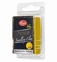 Pardo sieradenklei 204 Aventurine yellow
