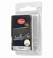 Pardo sieradenklei 101 Agate (Achate) 56gram