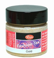 VIVA Decor Fashion Tex 1233.902.34 Gold