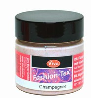 VIVA Decor Fashion Tex 1233.102.34 Champagne