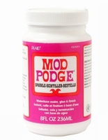 Mod Podge Sparkle 8oz CS11211 236ml