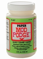 Mod Podge CS11238 Paper gloss 8oz.