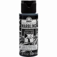 FolkArt Marbling paint Black 16928