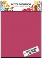 DDBD Dutch Fabric art 456.070.019 Imm. leer Pink (2x) 15x20cm
