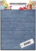 DDBD Dutch Fabric Art 400.903.009 Jeans Light (2x) 15x20cm
