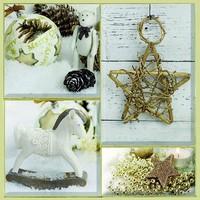 Servetten Ambiente 1331_0660 Kerst decoratie