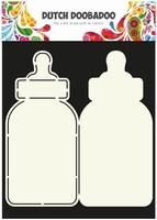 DDBD Dutch Card Art stencil 470.713.582 Zuigfles