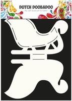 DDBD Dutch Card Art Stencil 470.713.506 Slee